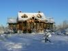 Instytut zimą