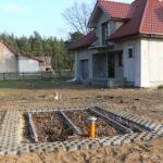 Budowa filtra w gruncie - oczyszczalnia przydomowa